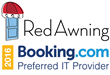 RedAwning Launches Booking.com Content API And Receives  Booking.com's Prestigious Preferred IT Provider Status