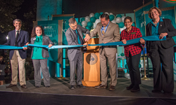 Keck Graduate Institute (KGI) Ribbon Cutting on November 15