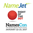 NameJet and RightOfTheDot Drive $1.2M in Sales at NamesCon 2017 Live Auction