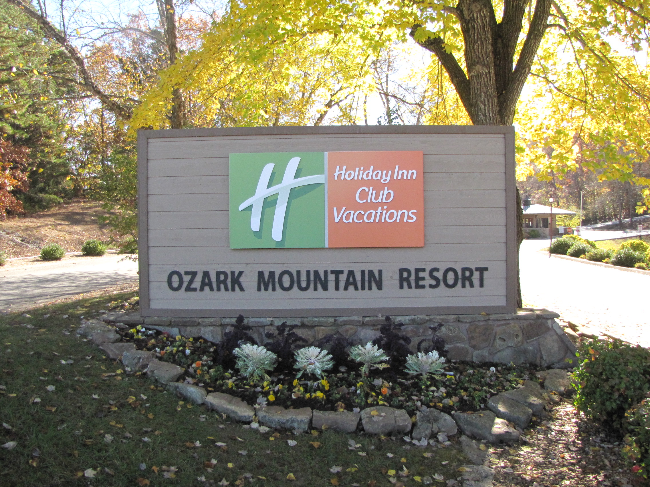ozark mountain resort joins the holiday inn club vacations® brand