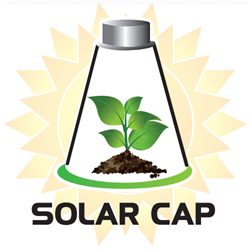 Protect Your Plants from Frost with the Solar Cap by Safegrwo