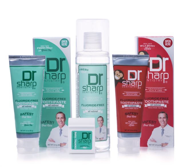 Target.com Expands Their Oral Care Category With Dr. Sharp