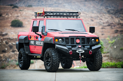 Dominator Fire Rescue Concept