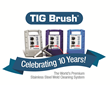 Tig Brush - The World's Premium Stainless Steel Weld Cleaning System