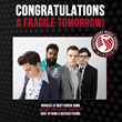 A Fragile Tomorrow Wins 'Best Cover Song' at the Independent Music Awards