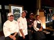C-CAP Chef Marcus Samuelsson with C-CAP LA Students