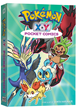 POKÉMON POCKET COMICS, X•Y jam-packed with four-panel comic strips featuring favorite characters