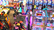 GameTime Miami's Mega Arcade with over 170 games