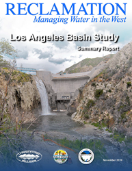 Los Angeles Basin Study Report Cover