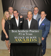 Houston Plastic Surgery Group The Aesthetic Center for Plastic Surgery Wins Best Aesthetic Practice Award for Excellence and Exceptional Customer Service