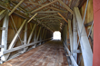 Woolpert Contracted to Rehabilitate and Protect Covered Bridges