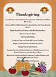 Boulder Marriott Welcomes Guests and Locals to Thanksgiving at Canyons Restaurant and Bar this November