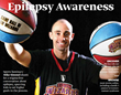 "Mediaplanet Teams Up with Athletes Who Defy the Odds for ""Epilepsy Awareness"" Campaign"