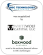 "Boxwood Partners, LLC is pleased to announce the recapitalization of NSC Technologies (the ""Company"" or ""NSC"") by White Wolf Capital, LLC (""White Wolf"")."