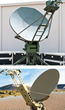 CPI ASC Signal Division Announces New 2.5-Meter High Wind Transportable Antenna