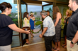 Traditional Hawaiian Cleansing Ceremony at Elite Pacific Properties Wailea Office Grand Opening