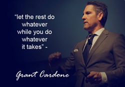 Grant Cardone Speaking at the Win The Storm Conference
