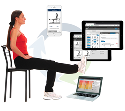 In Hand Health Patient Engagement Solution for Physical Therapy