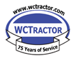 WCTractor Honored as New Holland Blue Ribbon Excellence Dealer