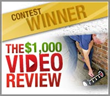 Water Broom Review Wins $1,000 Prize in Video Contest