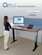Stand Up Smart Desks: New Line Makes It Easier for People to Stand Up and Think on Their Feet