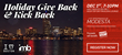 Boston Magazine IM Boston Announces Their Holiday Give Back & Kick Back Event