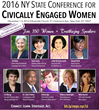 Nation's Top Women in Politics and Business Gather this Thursday in NY to Empower and Engage Future Leaders; Dr Jill Stein, Miko Branch & Ariana Ayu Confirmed
