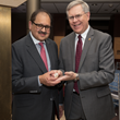 Deepak Sheth and Dr. Jeffrey Post