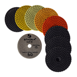 Diamond Polishing Pads For Granite Wet Polishing