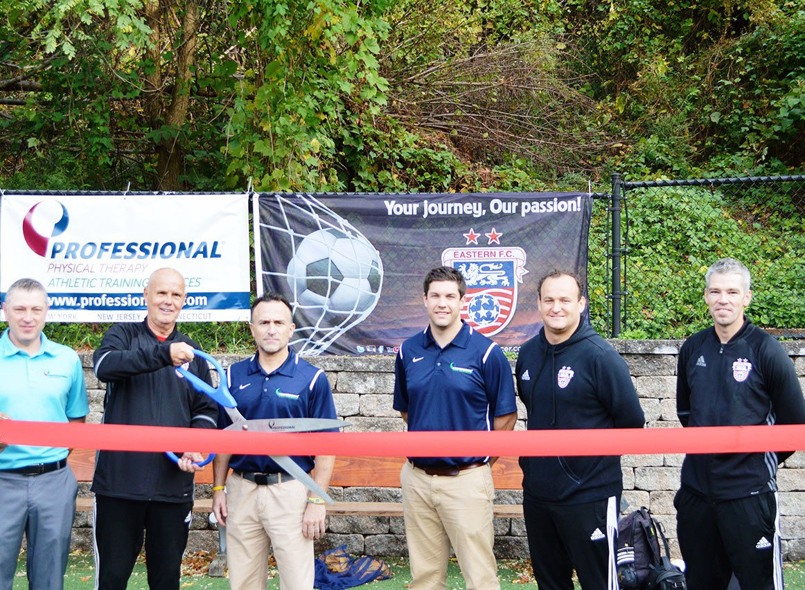 Professional physical therapy announces partnership with eastern football club for Professional physical therapy garden city