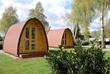 Eurodita manufactured camping pods