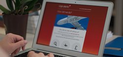 Virgin Atlantic email