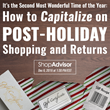 Former Toys R Us and Hasbro Executive Joins ShopAdvisor for Informative Post-Holiday Proximity Marketing Webinar