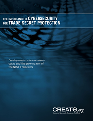 Whitepaper: Importance of Cybersecurity for Trade Secret Protection