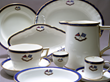 J.Pierpont Morgan china sold at auction in April 2011 grossing nearly 1 million