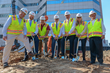 Gilbane Building Company Kicks Off Construction of the Lyric Centre Parking Garage