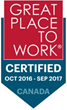Dalton Pharma Services Officially Certified as a Great Place to Work