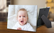Desktop canvas prints make great gifts for the office