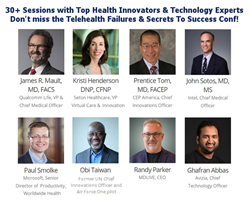 Telemedicine Failures Conference Speakers