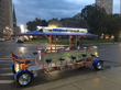 The Michigan Pedaler to Allow Bring-Your-Own-Alcohol on Board its 15-Passenger Party Bike; Offers Prohibition-Ending Special