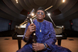 NEA Jazz Master and pianist-composer Randy Weston. (Photo by Jimmy and Dena Katz)