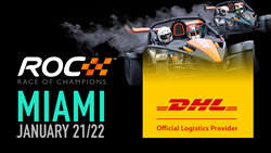 Race Of Champions Partners with DHL Express