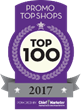 Launchfire Named 2017 Promo Top Shop by Chief Marketer Magazine for Fourth Consecutive Year