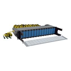 Tripp Lite Pre-Assembled Breakout Fiber Patch Panels
