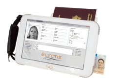 "Elyctis ID TAB – 9"" series brings mobility and flexibility to ID verification"