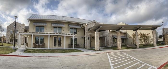 Ap Completes Construction Of New Senior Living Community
