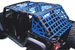 4WD Dirtydog 4x4 Jeep Wrangler lift kit Bushwacker fender flares
