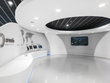 DuPont™ Corian® shapes the new futuristic and technological headquarters of Irizar Group