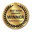 2016 Best Book Award winner medal for Dan Sofer's novel, A Love and Beyond