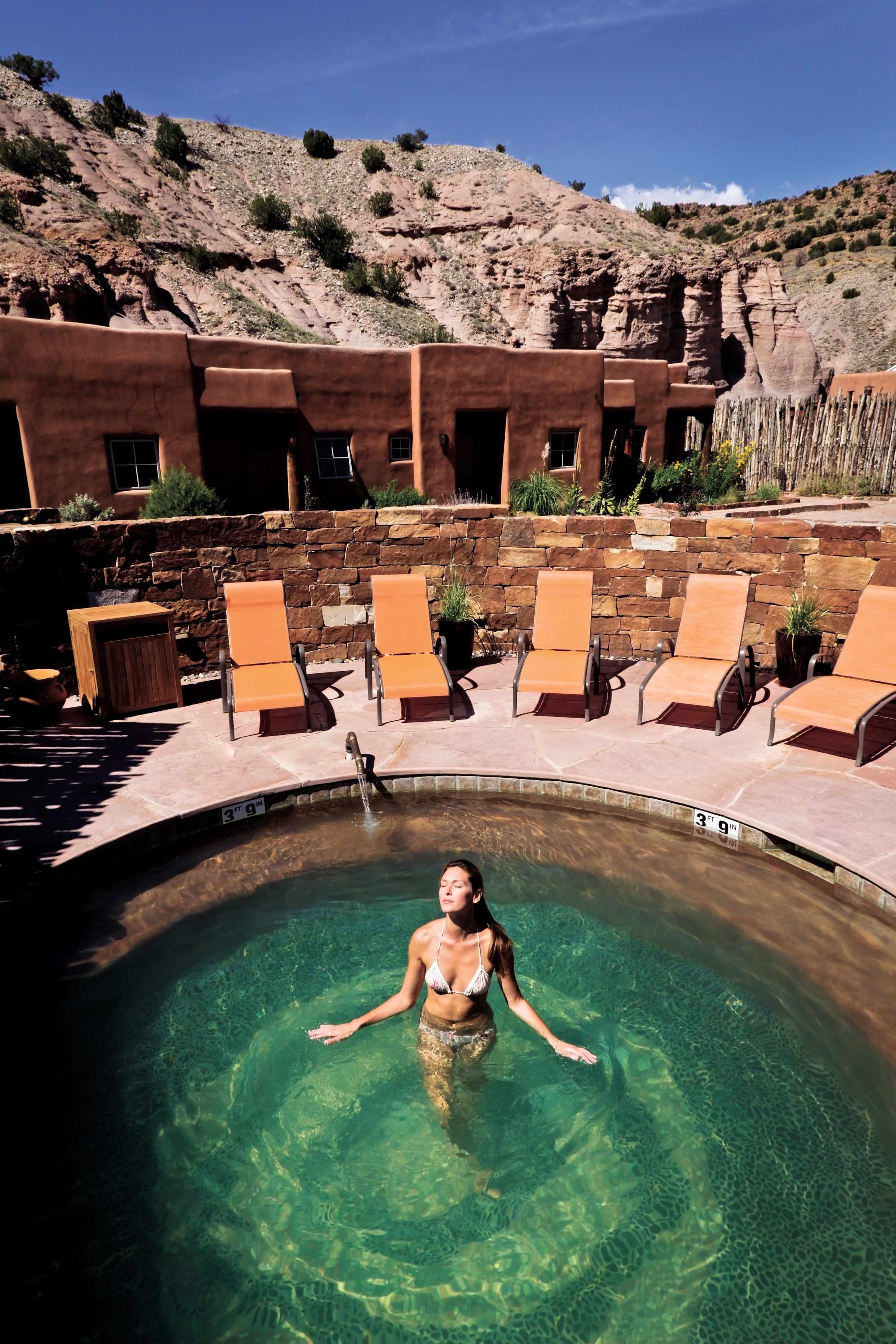 Ojo Caliente Mineral Springs Resort  U0026 Spa Awarded 2016